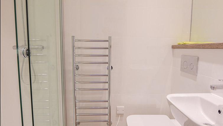 Bathroom at Canute Road Apartments