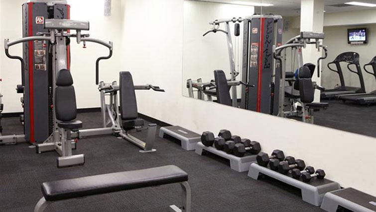 Gym at Mantra Bell City