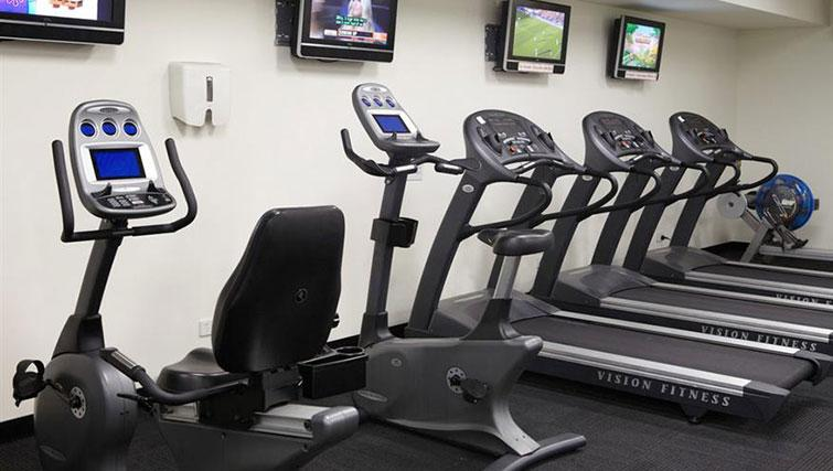 Fitness centre at Mantra Bell City