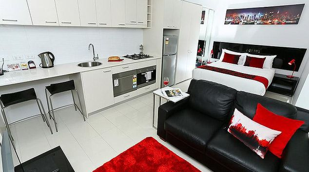 Studio at Mantra Midtown Brisbane Apartments