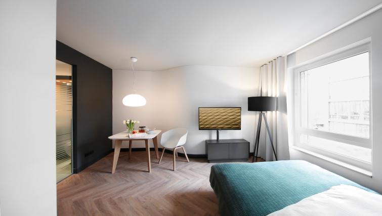 Superb Studio At The Munich Parkstadt Schwabing Apartments