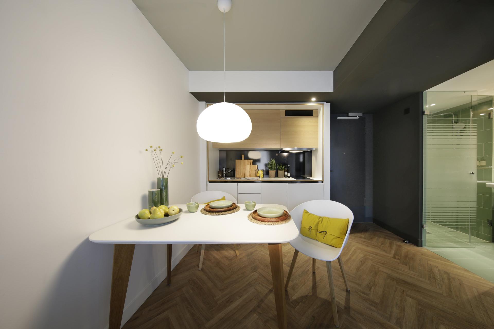 Smartments Munich Apartments, Munich, SilverDoor Apartments