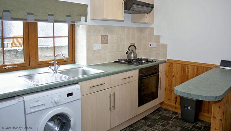 Kitchen at Fairfield Lane Cottage