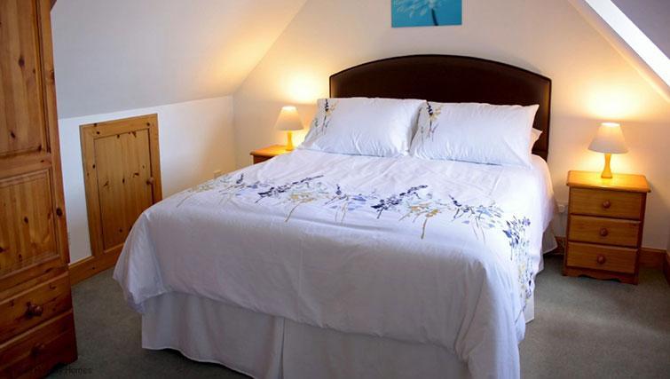 Bedroom at Fairfield Lane Cottage