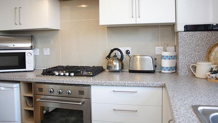 Kitchen at Innes Street Apartment
