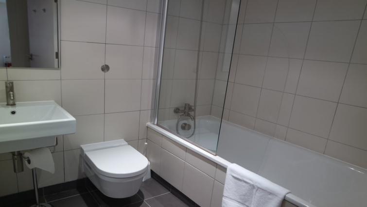 Bathroom at Clarendon Sir John Lyon House