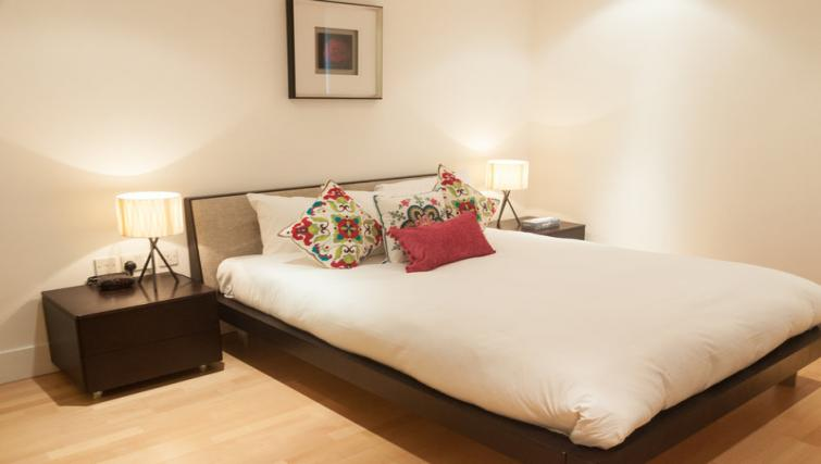 Bedroom at Clarendon Sir John Lyon House