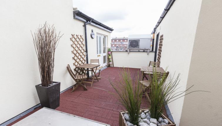 Terrace at Five Lamps Suites