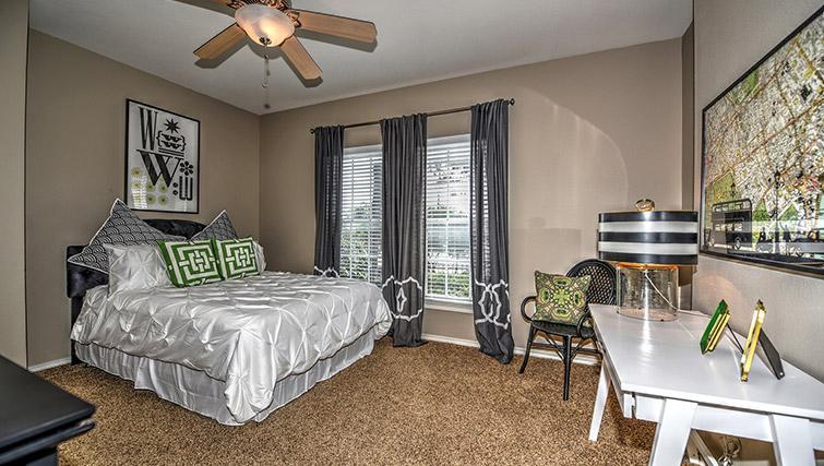 Bedroom at Walkers Ranch Apartments