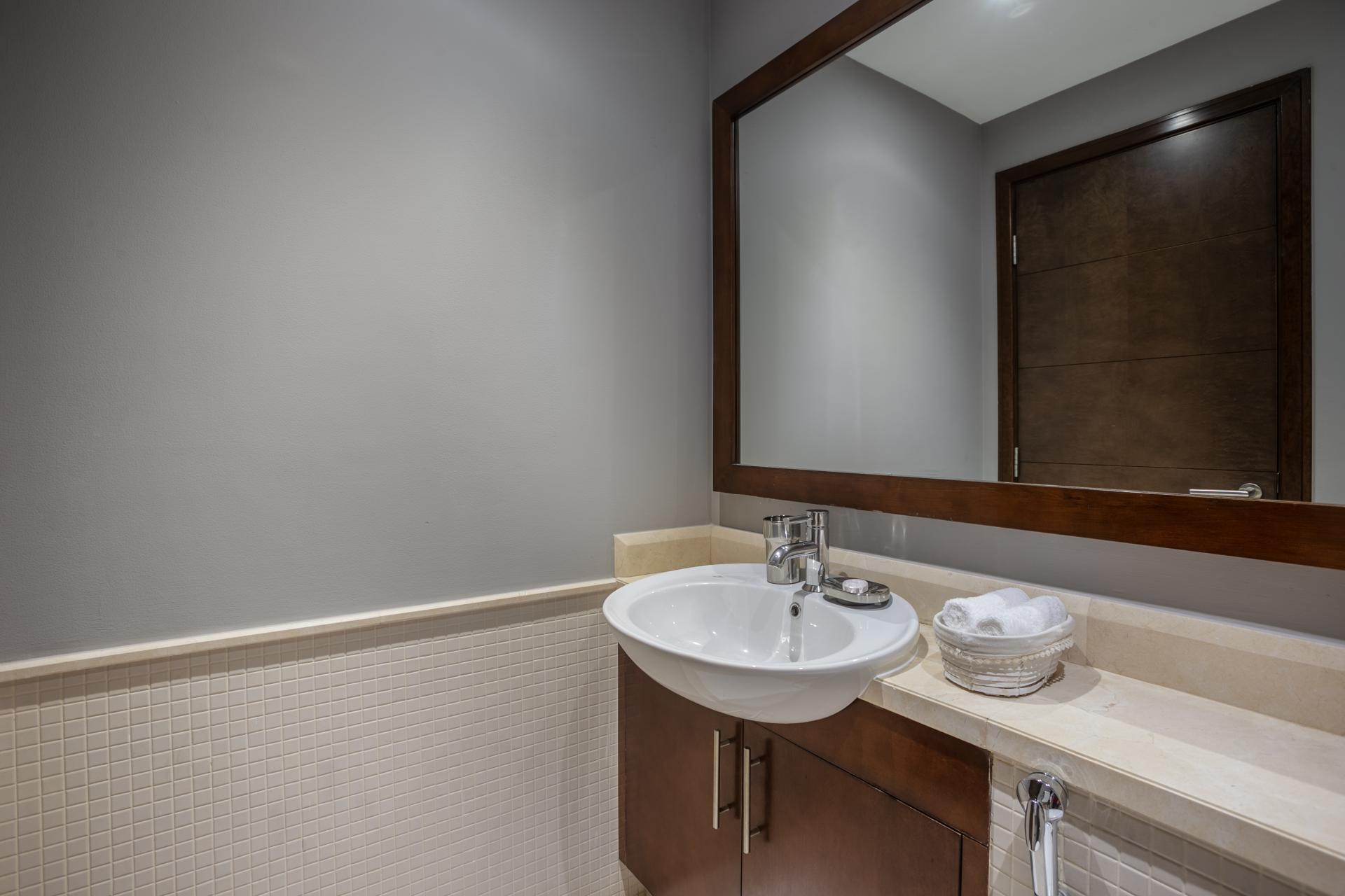 Sink at South Ridge Apartment, Financial District, Dubai