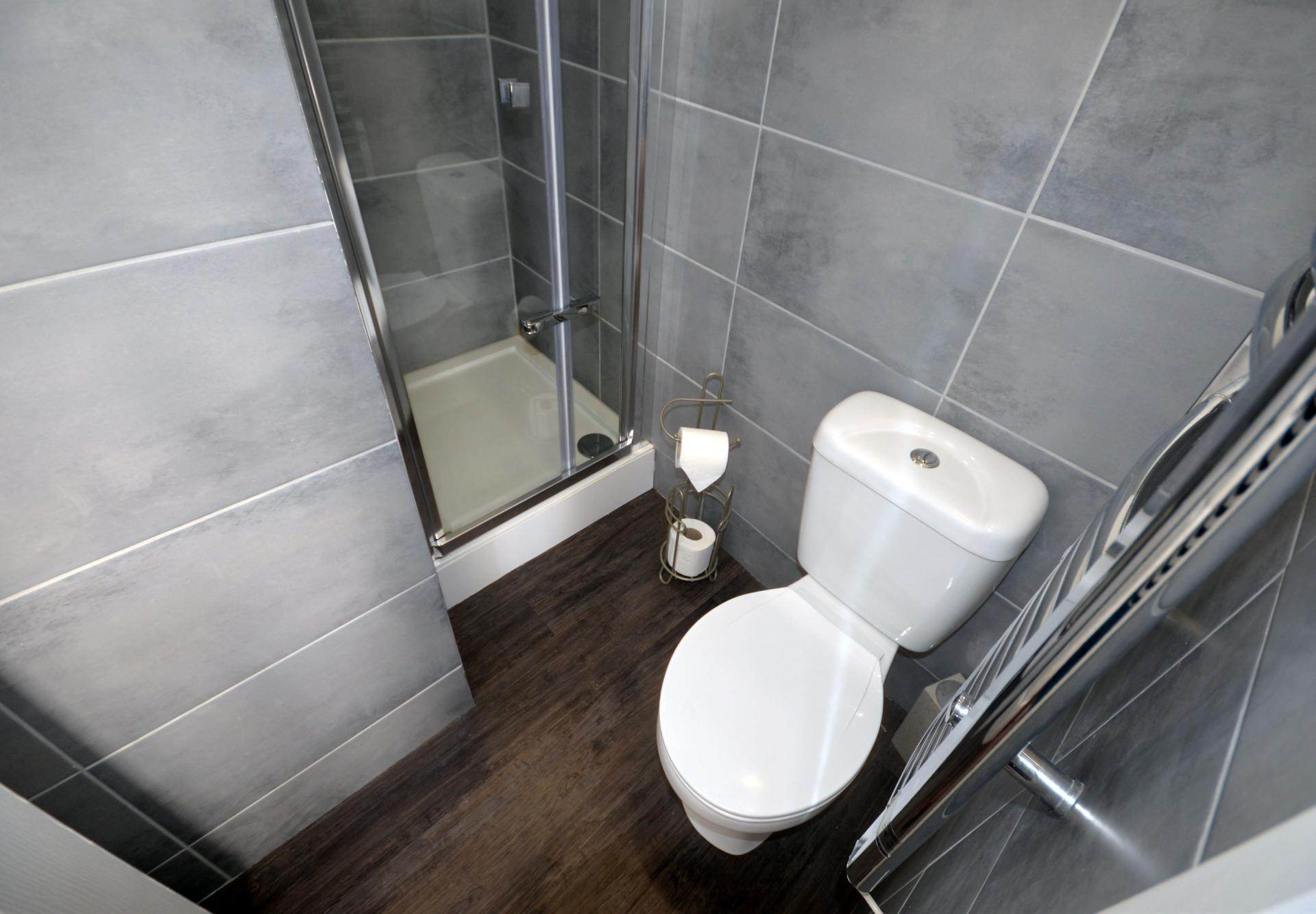 WC at Elliot Terrace Apartments