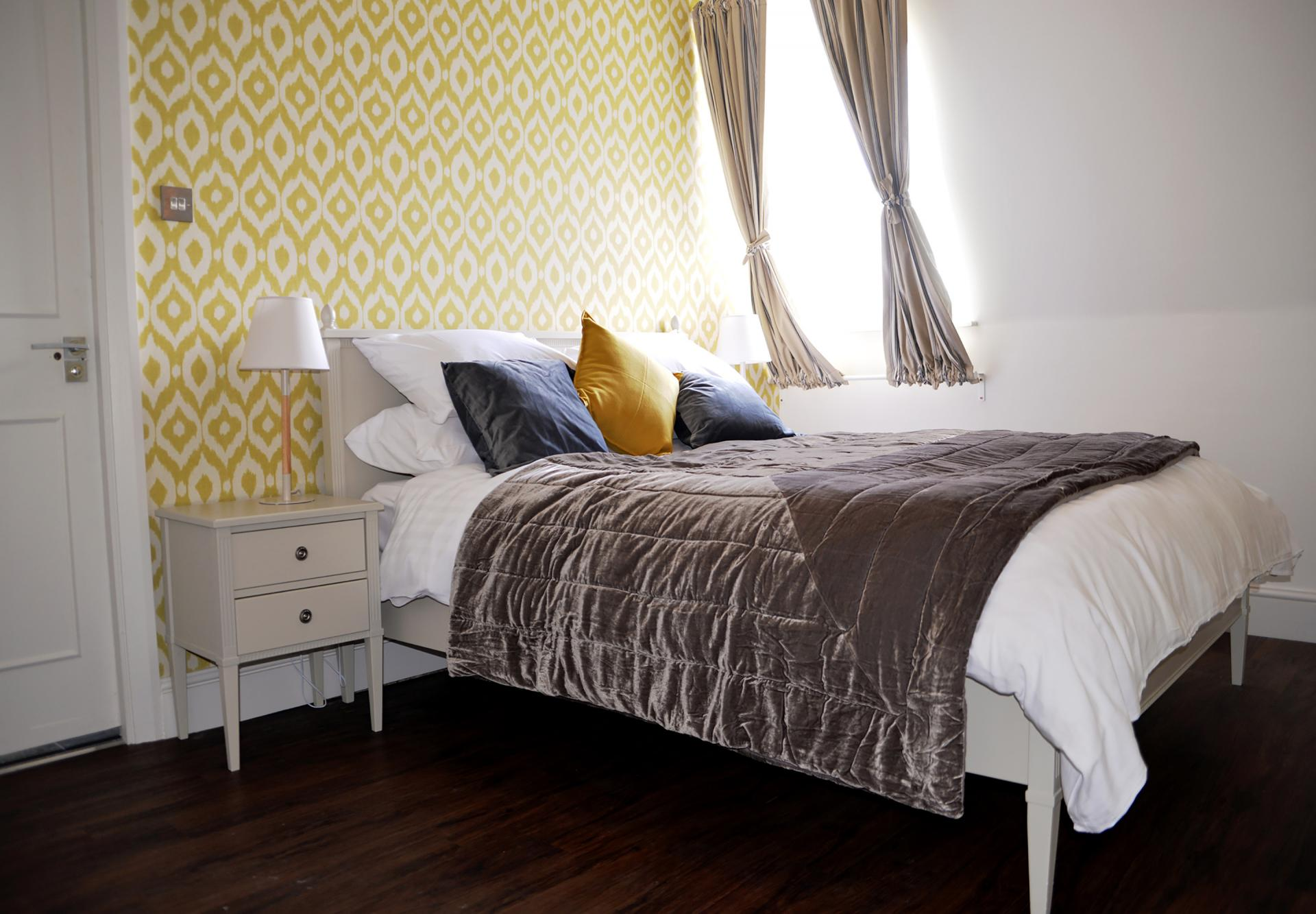 Bedding at Elliot Terrace Apartments, Centre, Plymouth