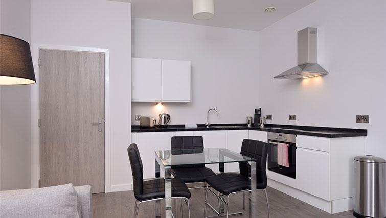 Kitchen/diner at Glassford Residence