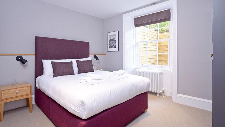 Bedroom at Distillers House