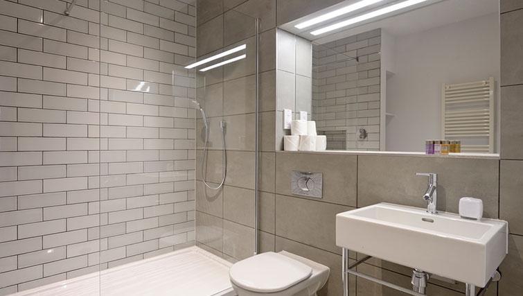 Bathroom at Distillers House
