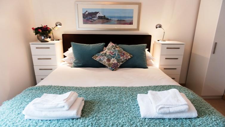 Bedroom at Flamsteed Close Apartments