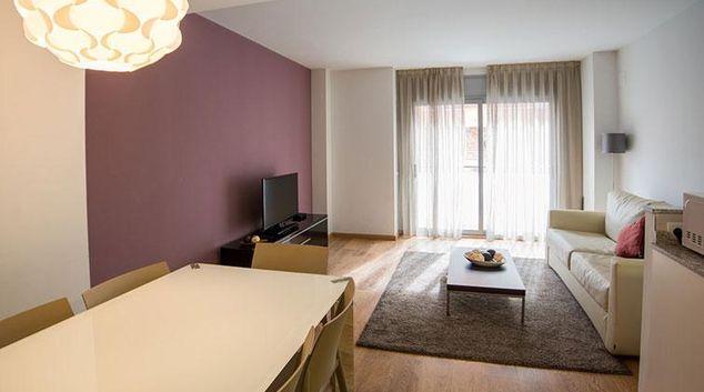 Living area at Sensation Authentic Gracia