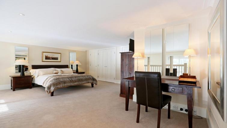 Bedroom at Mathison House Chelsea