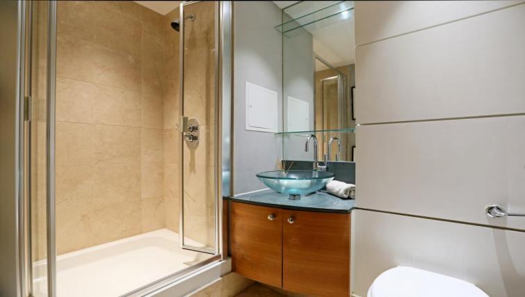Bathroom at Mathison House Chelsea
