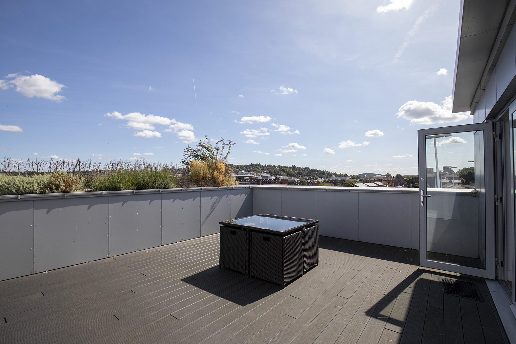 Terrace at Station View Apartments