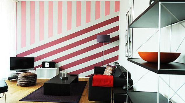 Living area at Baarerstrasse 82 Apartment