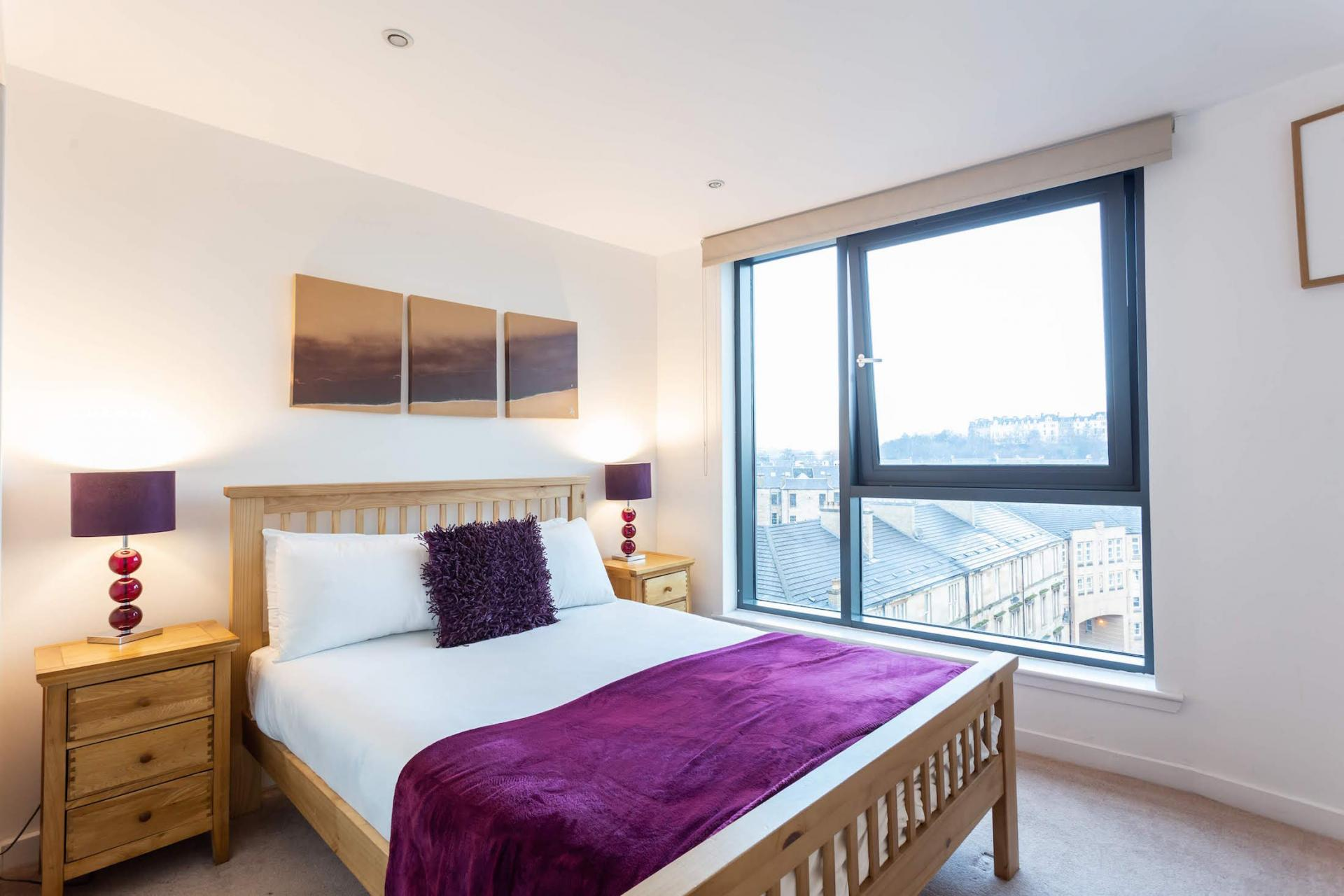 Argyle Street Serviced Apartments - Glasgow - SilverDoor