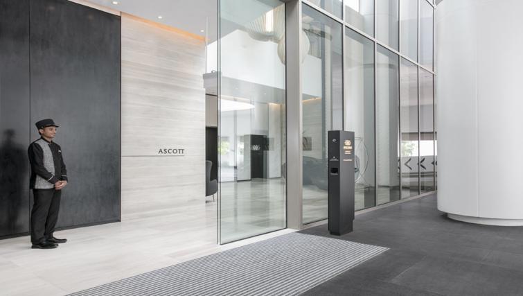 Lobby at Ascott Orchard Apartments, Singapore