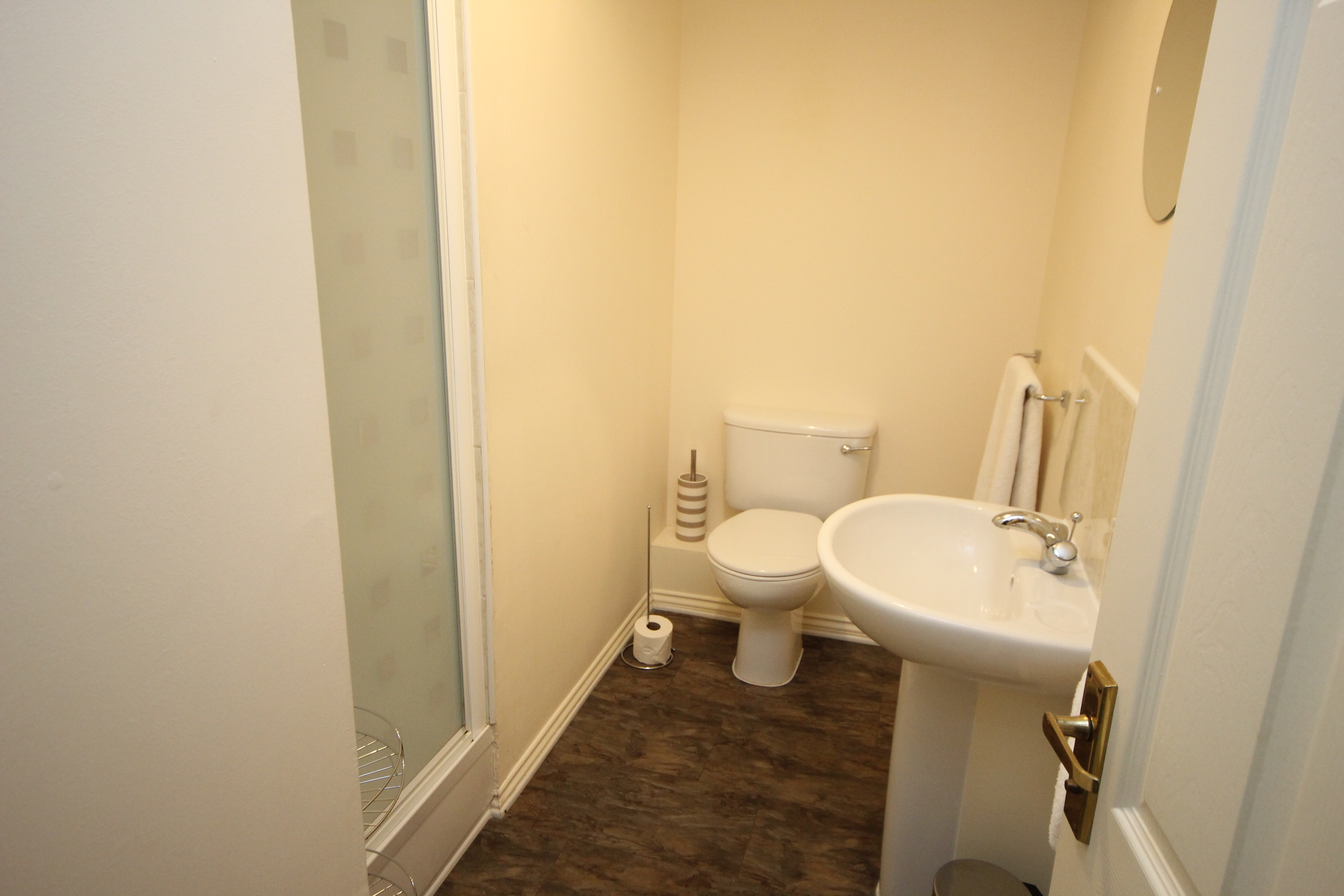 Bathroom at Collingwood Mews Apartment