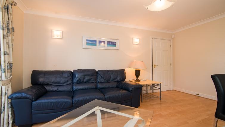 Comfortable living area at Laurieston Cheadle Apartment