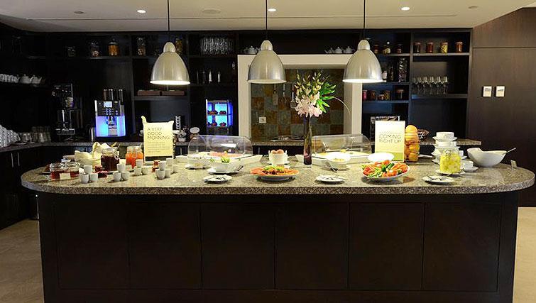 Breakfast room at Staybridge Suites Beirut