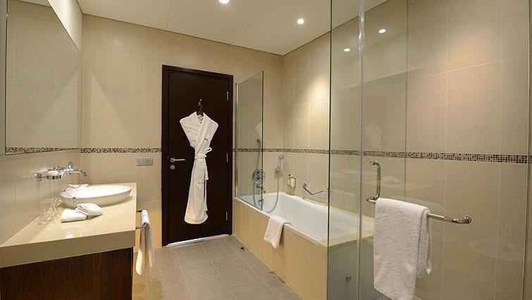 Bathroom at Staybridge Suites Beirut