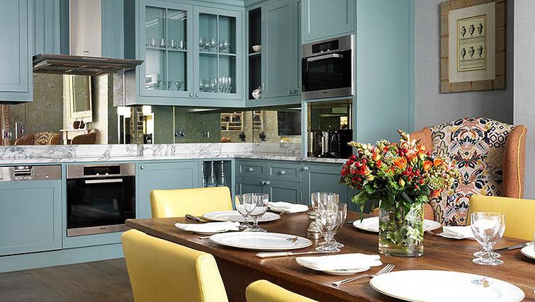 Pristine kitchen in Westminster