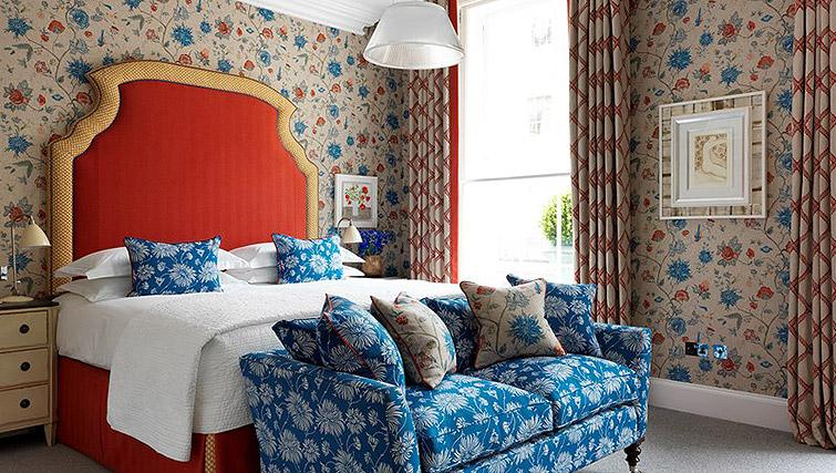 Bedroom at Haymarket Townhouse