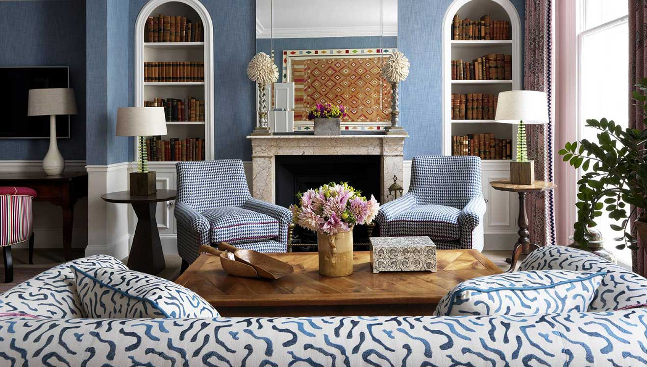Gorgeous living room in Westminster