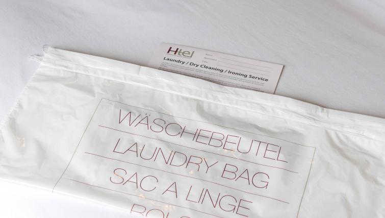Dry cleaning at Htel Amsterdam Buitenveldert