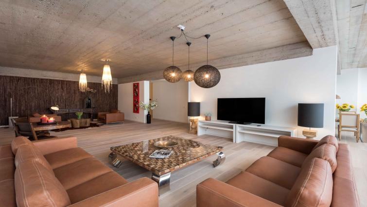 Living room at Htel Amsterdam Buitenveldert