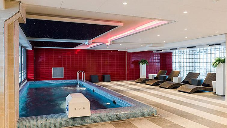 Pool at Htel Amstelveen, Amsterdam