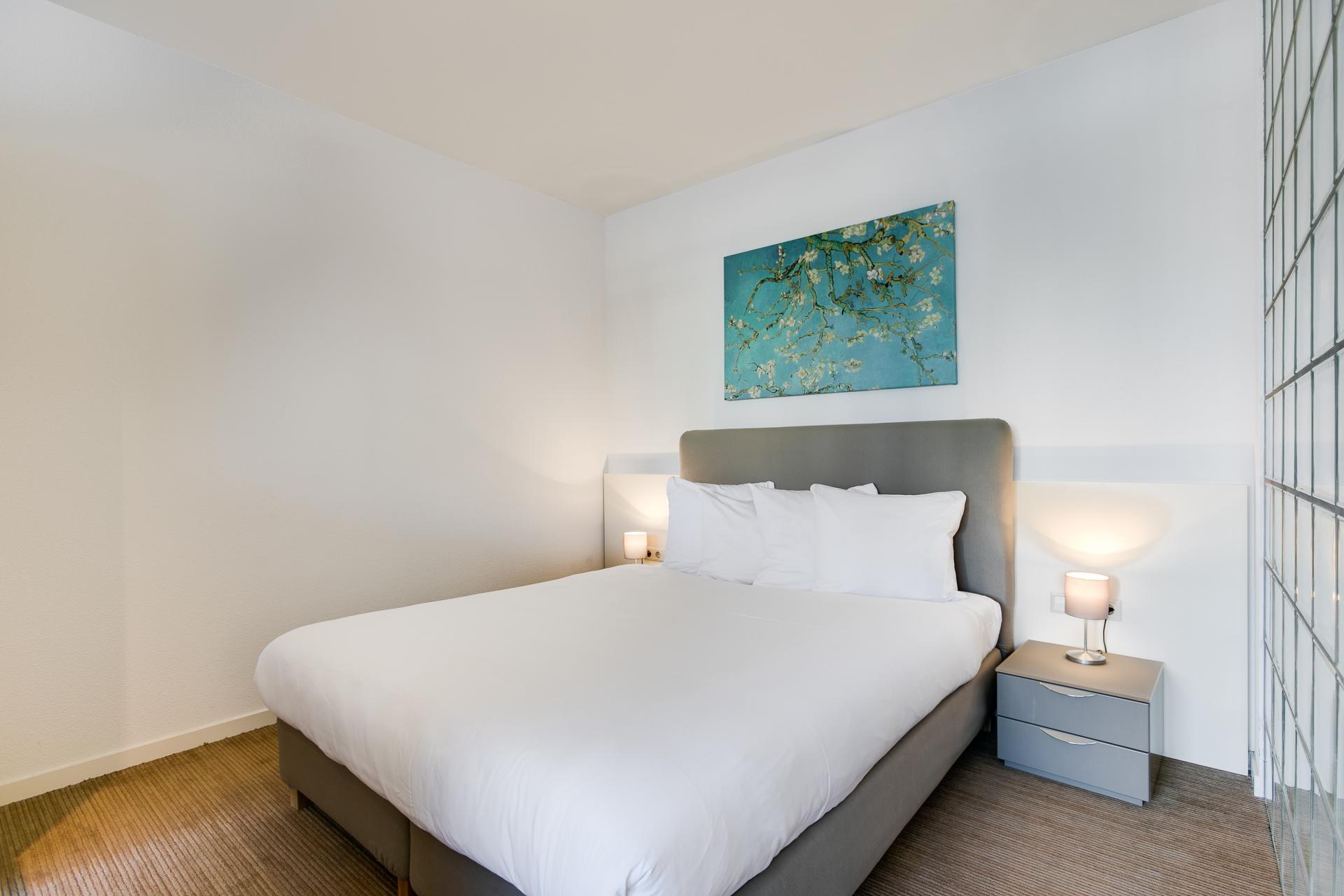 Bedroom at Htel Amstelveen, Amsterdam