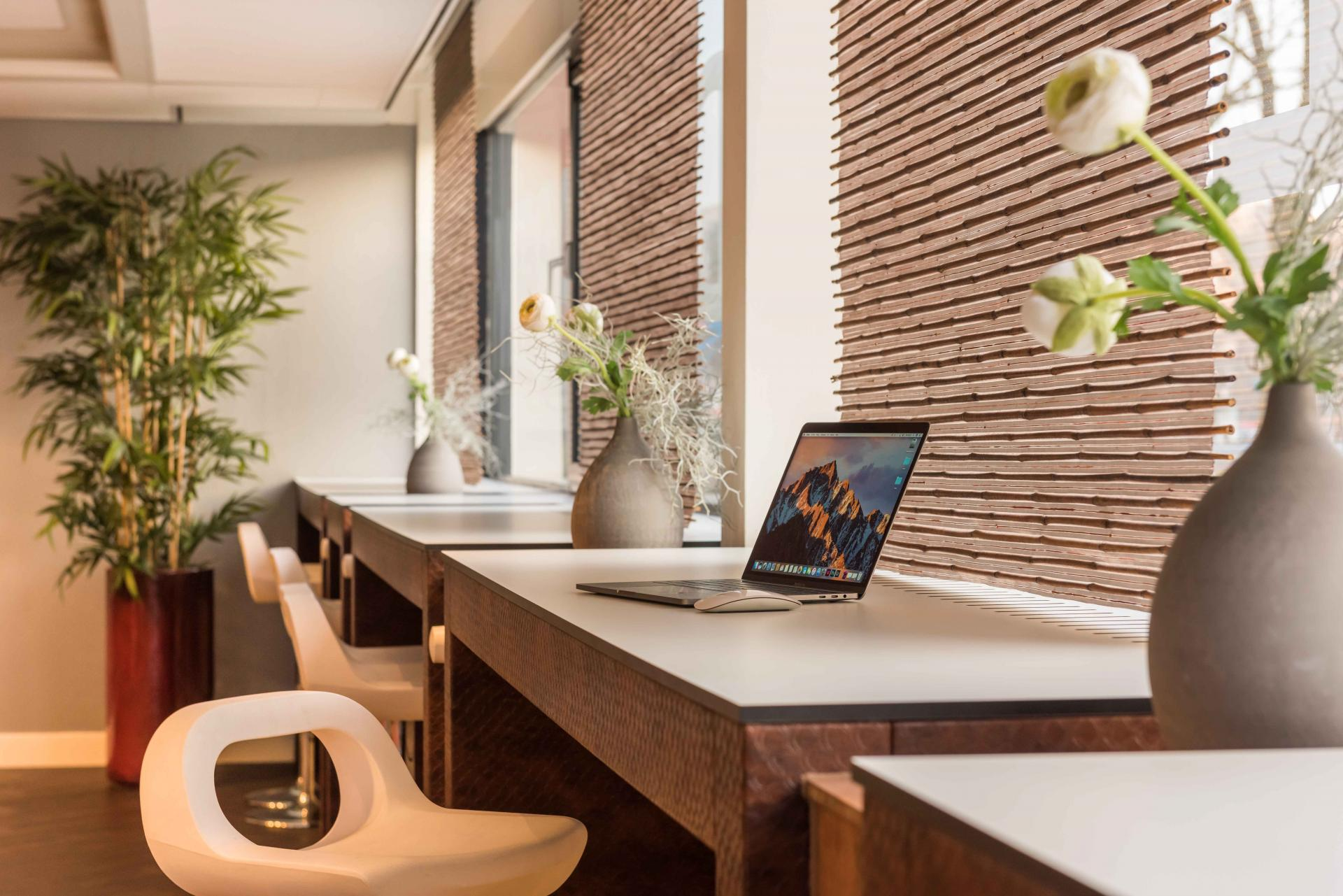 Lounge at Htel Amstelveen, Amsterdam