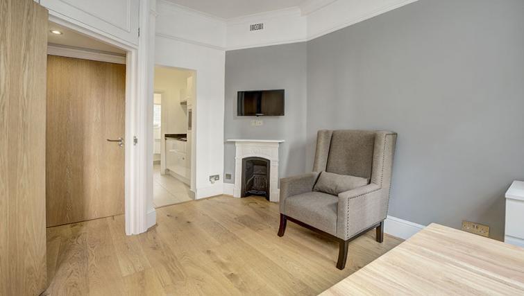 Studio room at Abchurch Yard Apartments