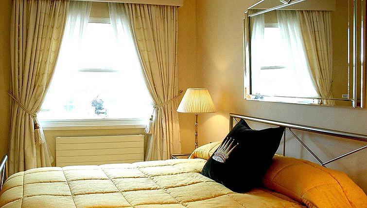 Bedroom at Grey Street Apartments