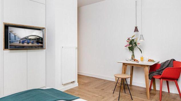 Studio at Smartments Berlin Prenzlauer Berg