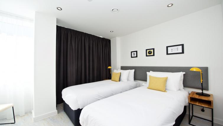 Beds at Staycity Manchester Piccadilly