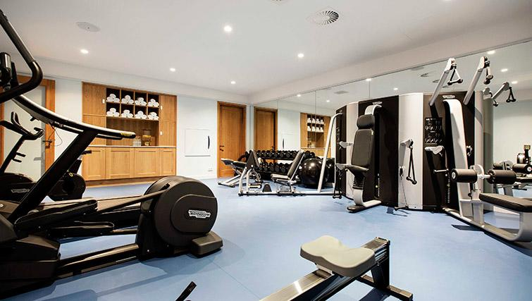 Fitness centre at Hotel Twenty Eight Apartments, Amsterdam