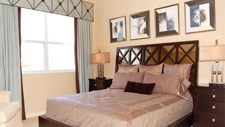 Bedroom at San Michele Weston Apartment
