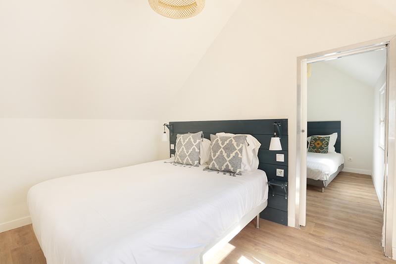 Bedroom at Residence Les Lilas Paris Apartment, Les Lilas, Paris