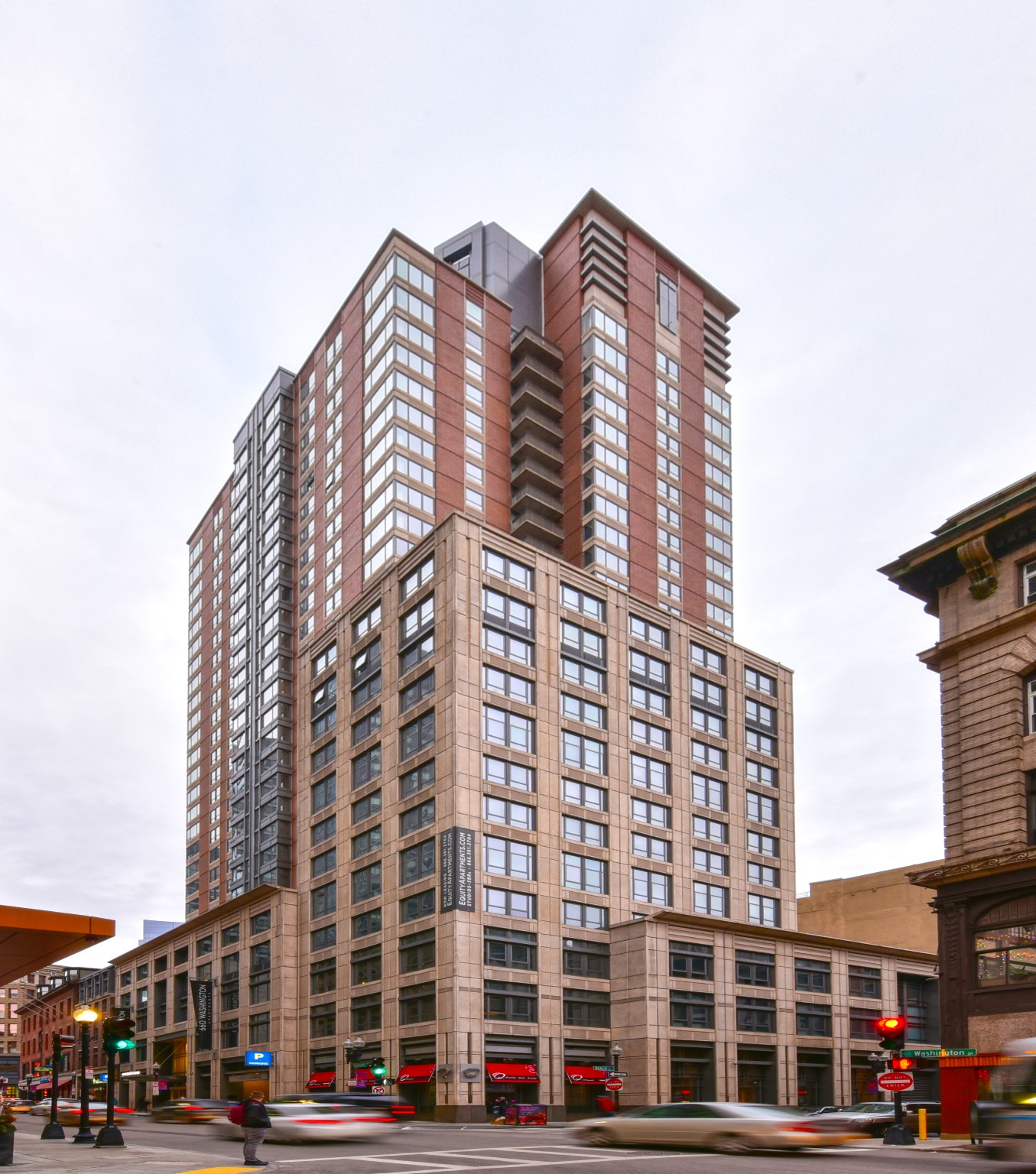Boston Furnished Apartments & Corporate Housing