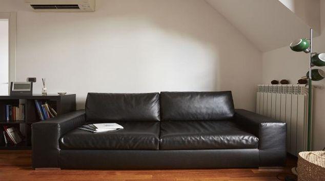 Lounge area at Eustachi Apartment