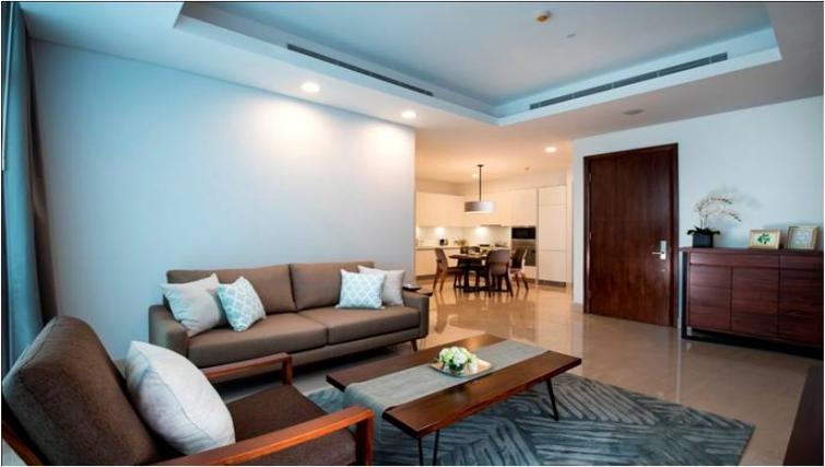 Oakwood Apartments La Maison Jakarta - SilverDoor