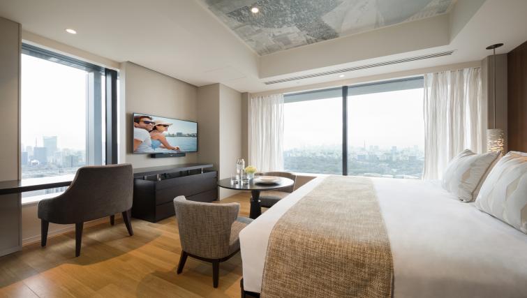 Studio apartment at Ascott Marunouchi Apartments